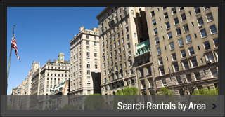 Search Rentals by Area